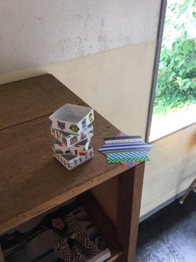mtのマスキングテープでオリジナル缶バッジを作ろう ~ 三条ものづくり学校