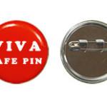 安全ピンタイプ缶バッチを正式リリース